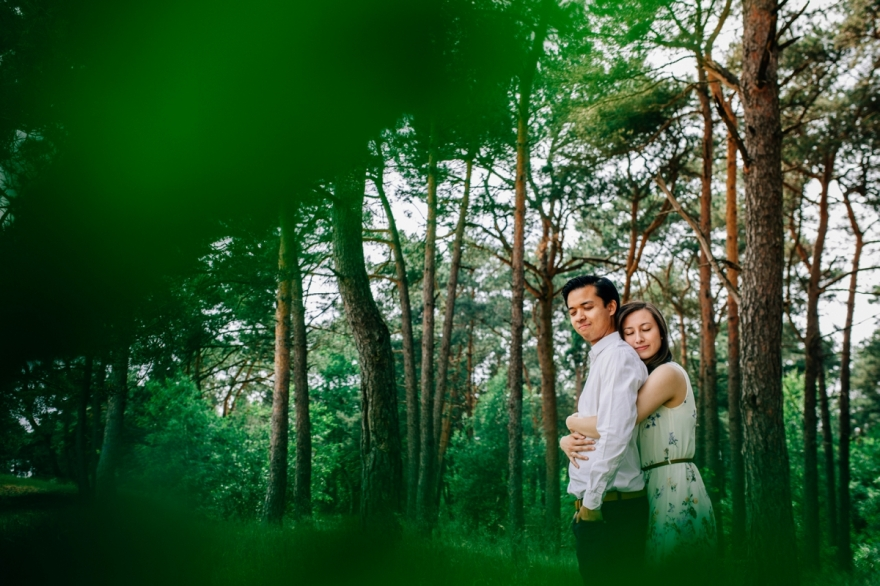 Loveshoot - Hierden - Bemind Fotografie
